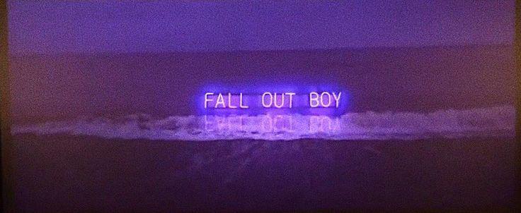 aca9f3faed2576bf9299c51268bb5f44-mania-fall-out-boy-fall-out-boy-purple